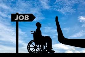 discrimination disability job copy